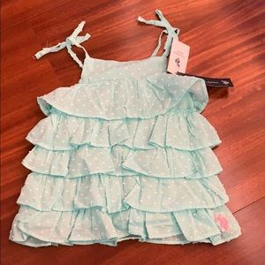 Dress with bloomers